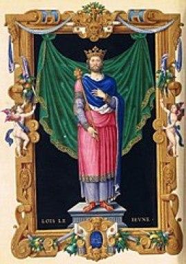 Louis VII le Jeune