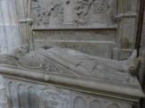 Tombeau et gisant