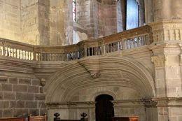 Tribune de la chapelle Philandrier