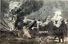 Bombardement de Fort Sumter