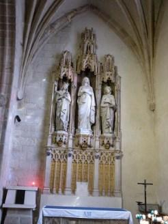 Chapelle de la Sainte Vierge