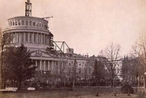 Investiture d'Abraham Lincoln
