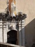 Portail d'Entrée de la cathédrale