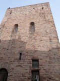 Façades extérieures fortifiées