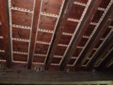 Plafond du réféctoire