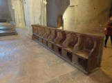 Eglise abbatiale stalles