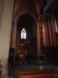 Nef gothique Sainte Marie