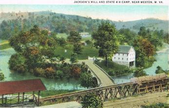 Le moulin de l'Oncle Cummins -Jackson'Mill