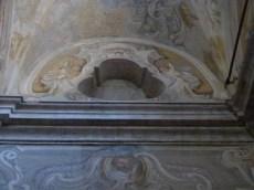 Voûte décorée de la nef