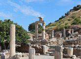 Ephèse, le Prytanee