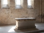 Le choeur, l'autel