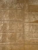 Temple d'Horus à Edfu le Naos