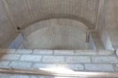 Chapelle de Belvezet- la tribune