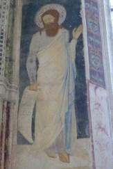 La chapelle des fresques-Apôtre