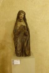 Le Cellier- Vierge de mise au tombeau 15ème siècle