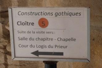 Le Cloître