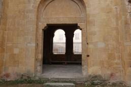 Le narthex et le porche