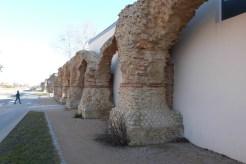 Arches en direction du Plat de l'Air
