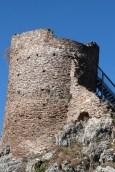 Le château de Rochetaillée, les façades