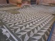 L'apodyterium mosaïque