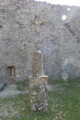 Cimetière - croix