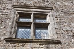 Hôtel de la scipione - fenêtre à meneau