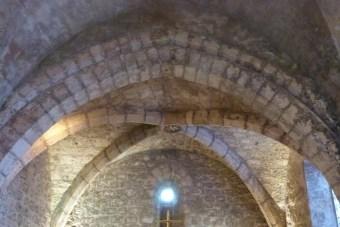 L'église - voûte