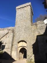 La tour d'Amont