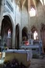 Abside et autel