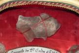 Ossements de St Eudes et St Chaffre