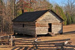 L'église de Shiloh's church qui donna son nom à la bataille