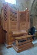 L'église - l'orgue