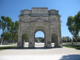 Arc de triomphe- façade nord