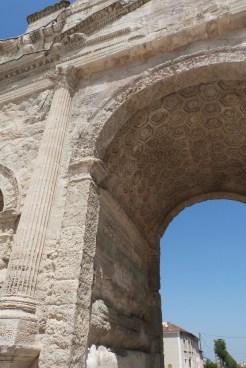 Arche centrale