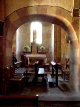 La nef - chapelle