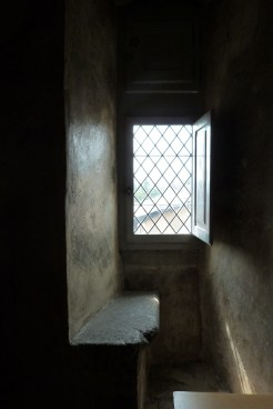 Fenêtre à coussiège