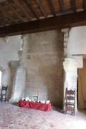Appartement - ancienne cheminée