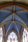 L'abside - voûte