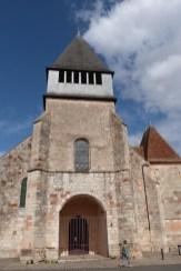 Le clocher porche