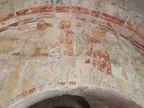 Fresque du cloître