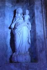La nef - Autel de la Vierge (2)