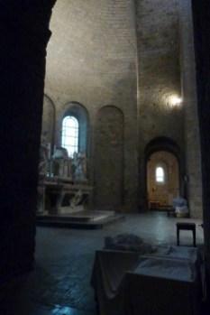 L'abside et le choeur