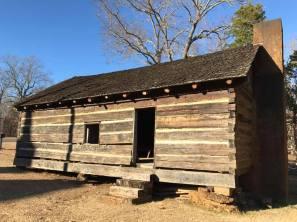 L'église méthodiste de Shiloh qui donnera son nom à la bataille