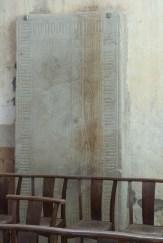 La nef - stèle