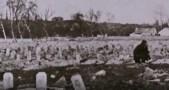 Cimetière - bataille des Sept Jours
