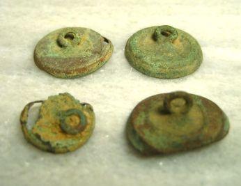 Fragments de munitions