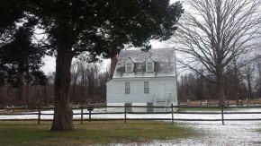 La maison Watt au champ de bataille de Gaines Mill