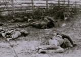 Antietam - les morts