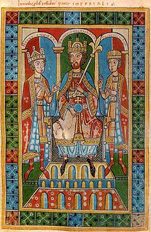 Frédéric 1er de Hohenstaufen, dit Barberousse