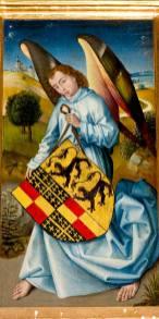 Armoiries de Laurette de Jaucourt